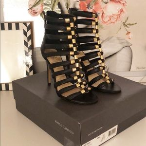 NWB- Vince Camuto Troy Gladiator sandals